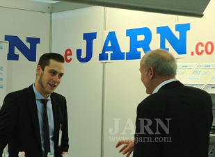 JARN at Chillventa Expo 2016