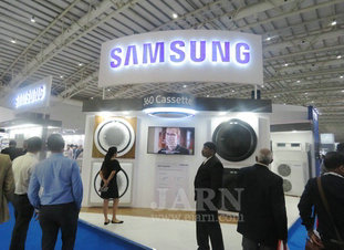 Samsung at Acrex 2018