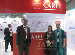 Carel at Acrex 2018