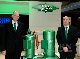 Bitzer at MCE 2018, Milano